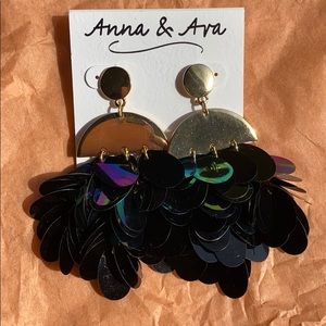 Anna & Ava Mulit Colored Earrings!